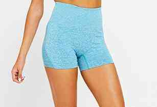 Mini Quick Dry Workout Shorts