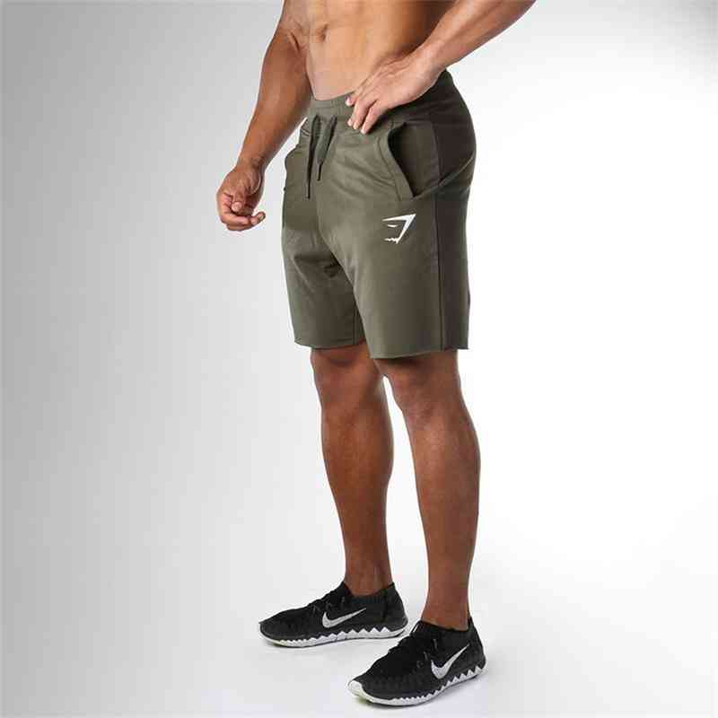 Men Compression Summer Running Training Pants- Gym Fitness Quick Dry Sportswear