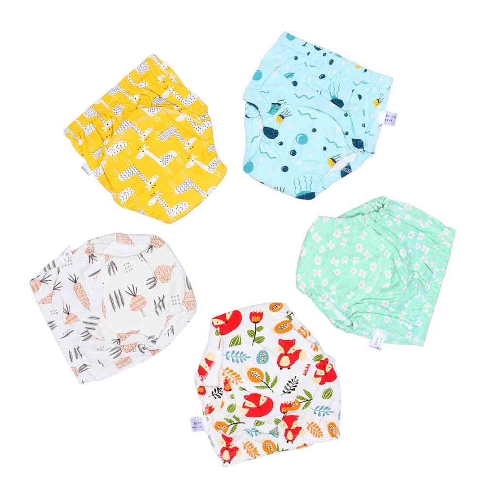 Soft Tpu, Washable, Printed Baby Shorts