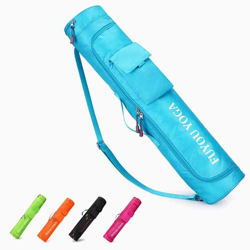 Multi-function Fitness Yoga Mat Bag With Pockets-large Capacity Holder