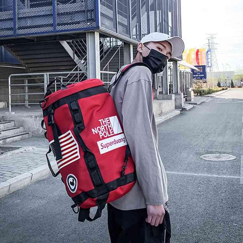 Backpack Gym Duffle Schoulder Bag