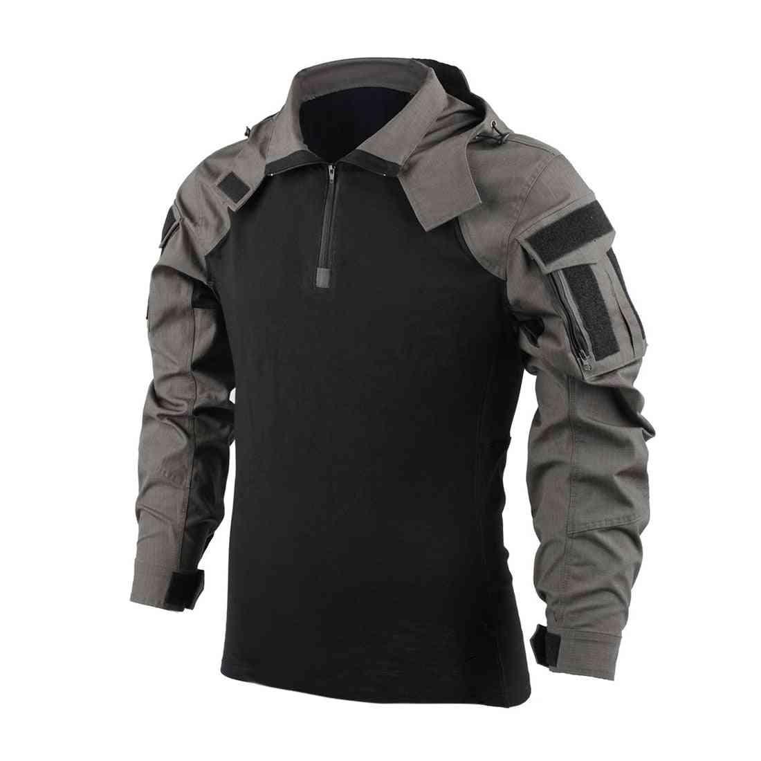 Tactical Hunting Shirt- Combat Uniform, Equipment Storage