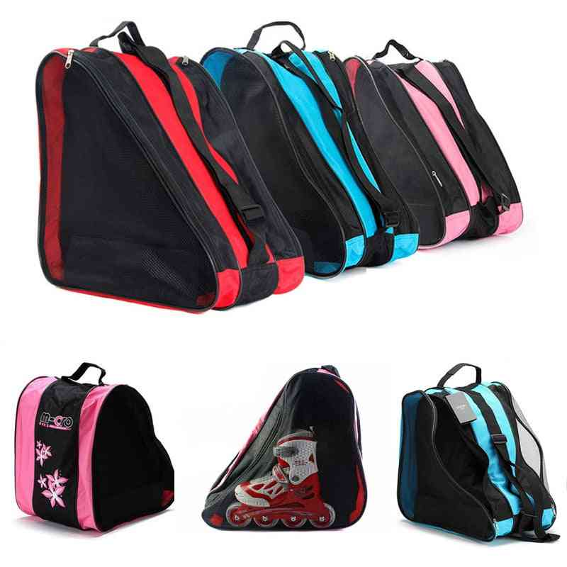 Skates Sports Shoes Carry Bags