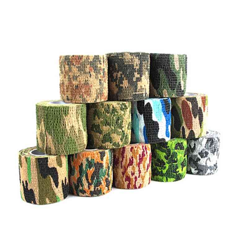 Waterproof And Self-adhesive Camouflage Tape