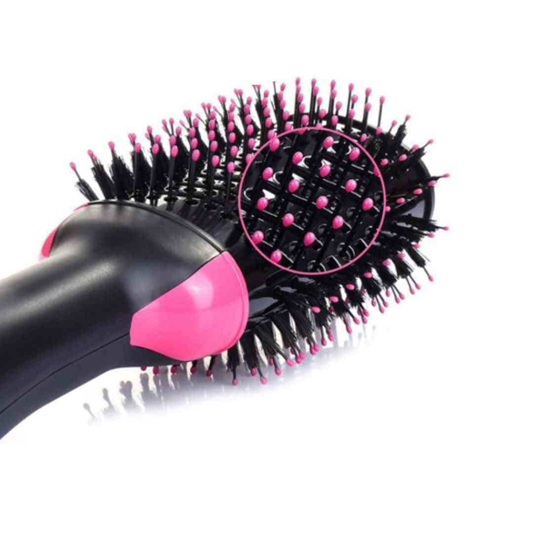 Hair Dryer And Volumizer Air Brush, Professional Blow Comb