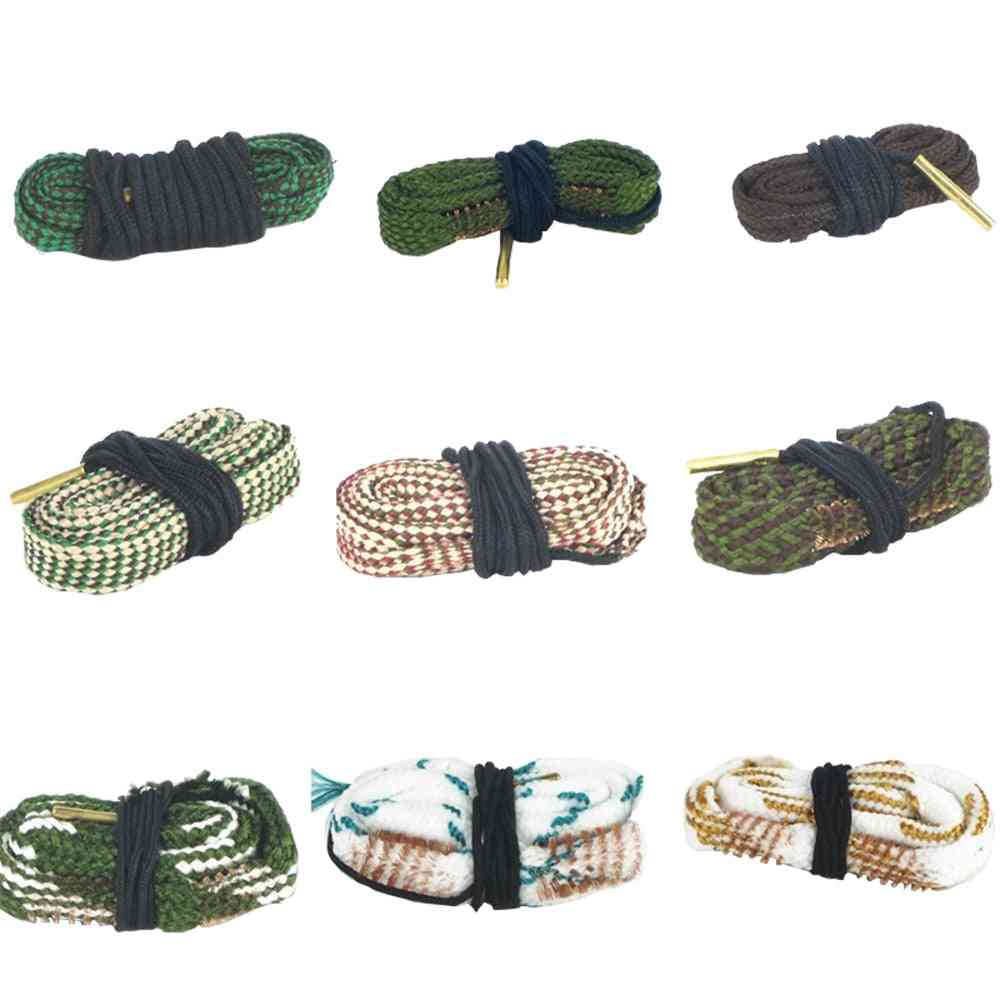 Snake Print Rope For Bore Cleaning Of Rifle Barrel