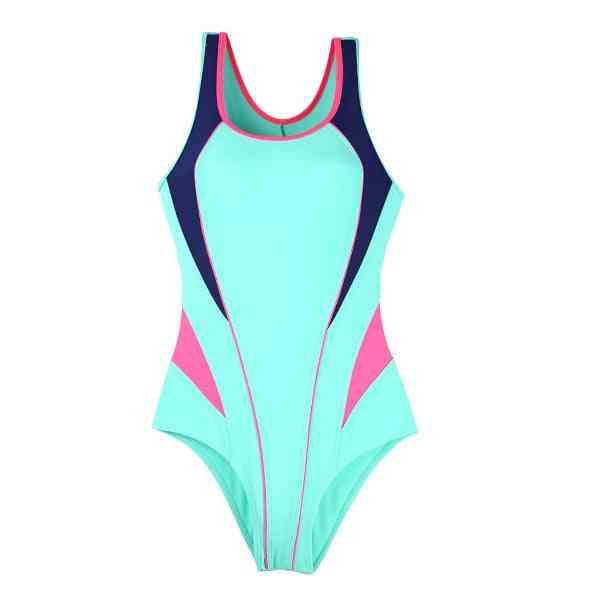 One Piece Sport Swimsuit- Girl's Bodysuit