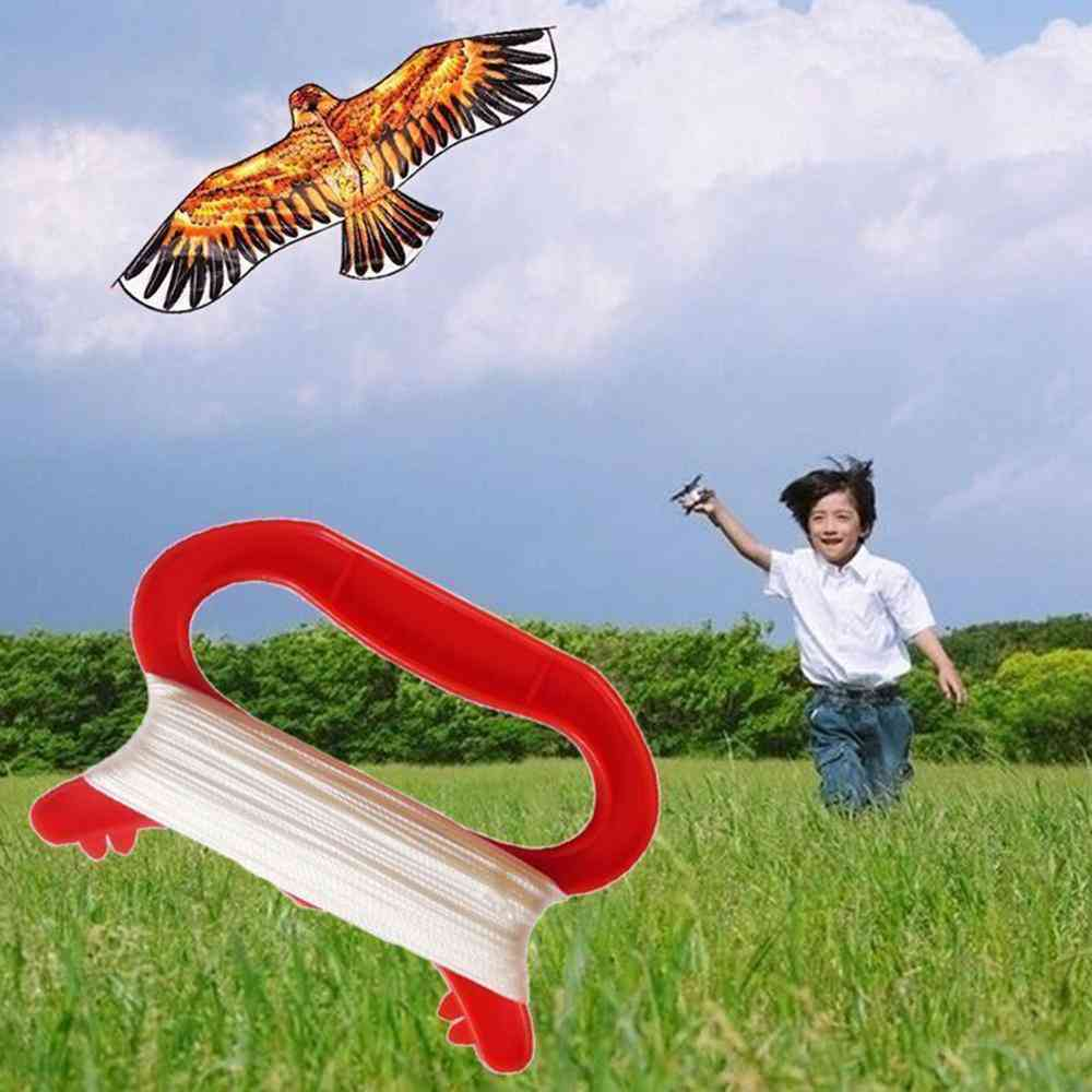 Kite String Line With D Shape Winder Board Tool
