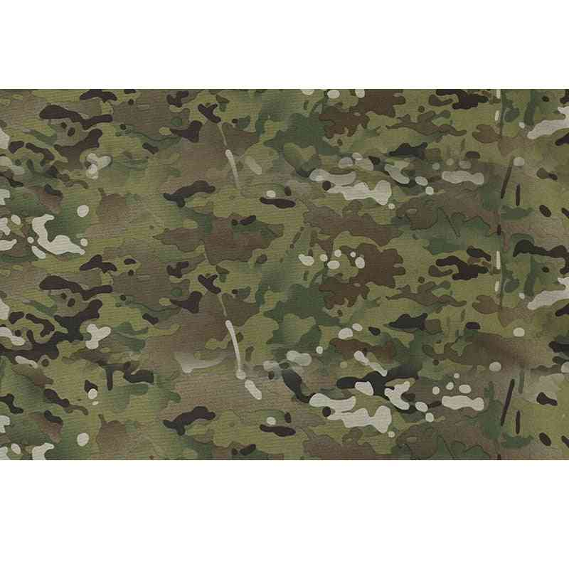 Camouflage Pattern, Nylon Pu Coating Cloth For Water Bags/tent Material