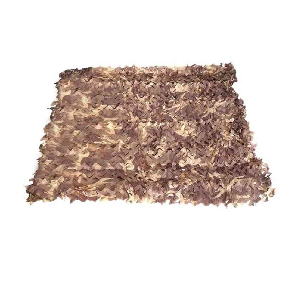Camouflage Hiding Net For Army/military/car Covering/tent/hunting