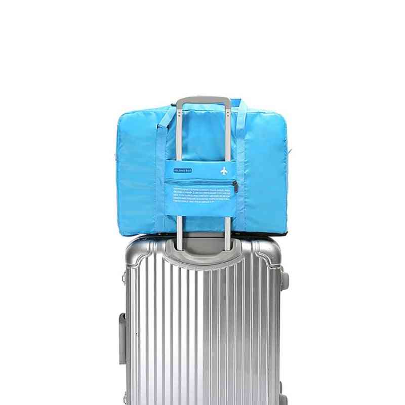 Travel Luggage Storage Bag, Sleeve For Trolley Handles