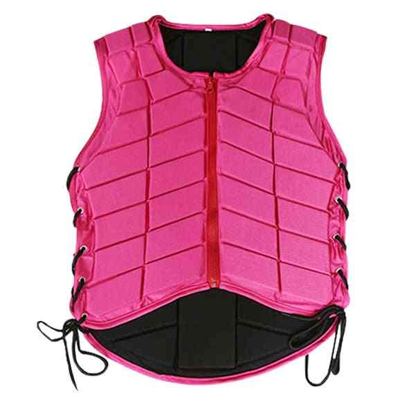 Safety Horse Riding Vest, Equestrian Protective Gear Waistcoat