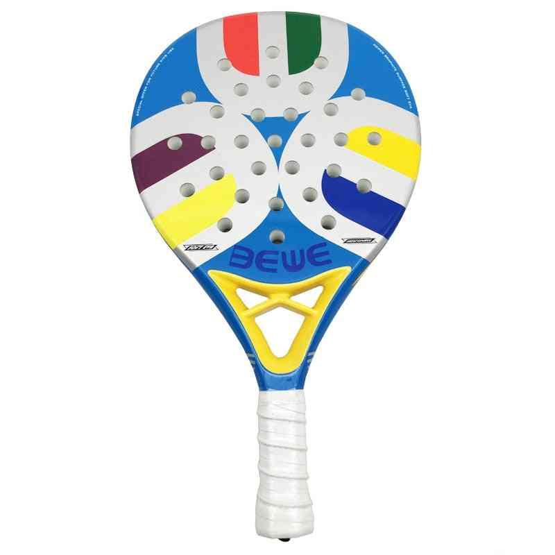 Carbon Fiberglass Paddle Racket For Kids