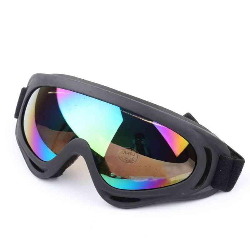 Uv Protection Skate Googles For Adult And Professionals