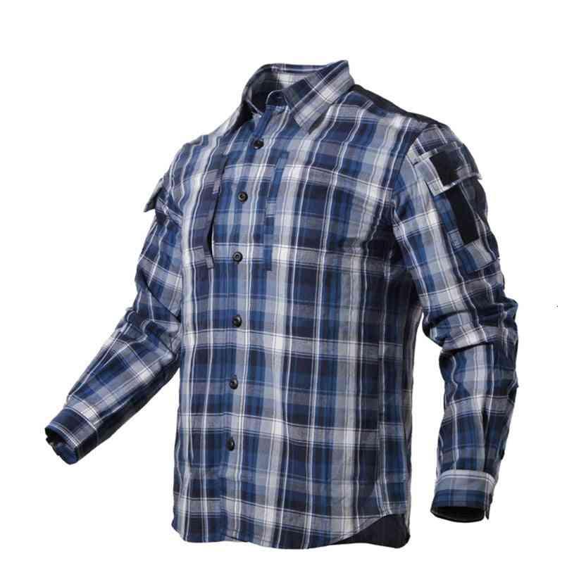 Men / Women Long Sleeve Cotton Shirt