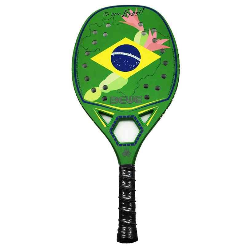 Full Carbon Surface Tennis Racket