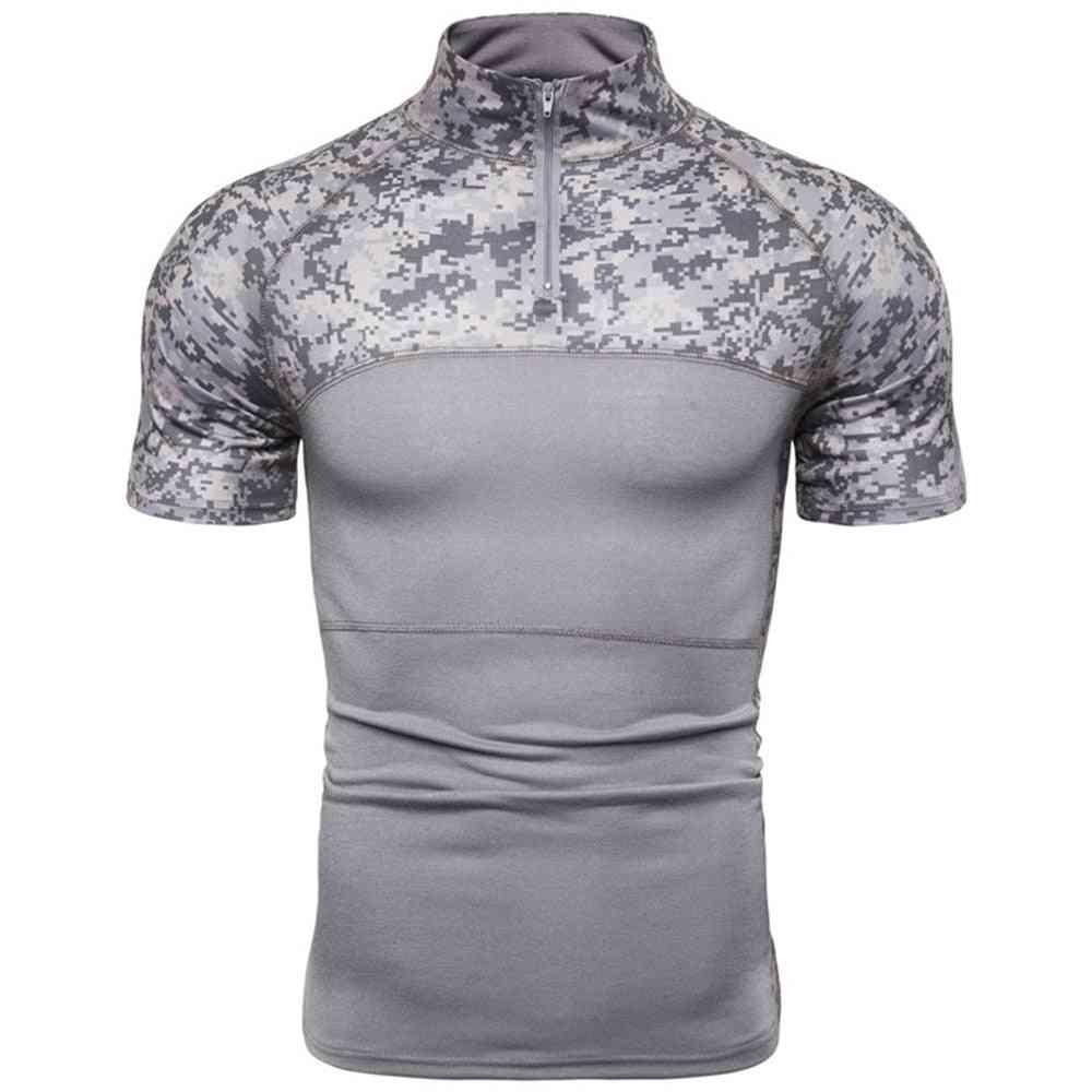 Men Cotton Fitness Tshirt