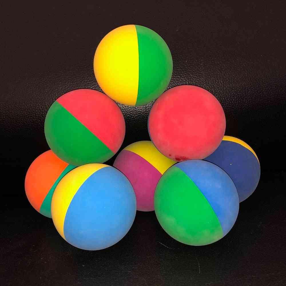 Bi-color Balls For Squash