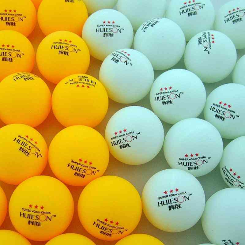 Table Tennis Balls For Advanced Training