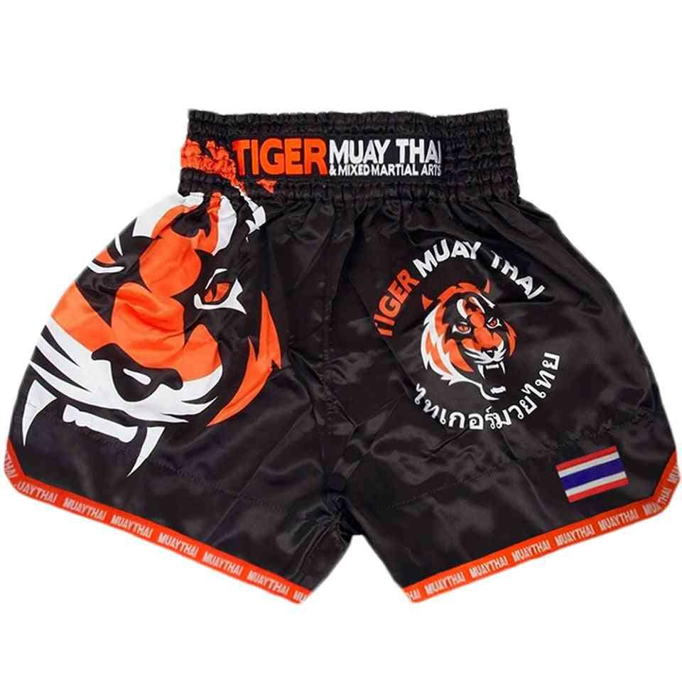 Sanda Training Breathable Boxing Shorts