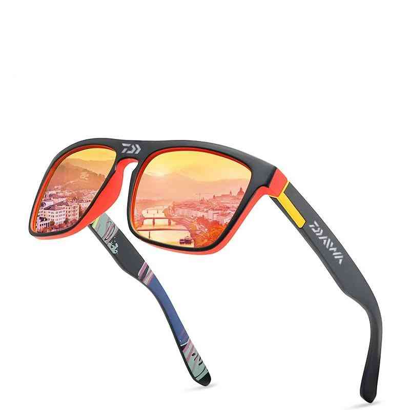 Fashionable Colorful Sports Polarized Sunglasses
