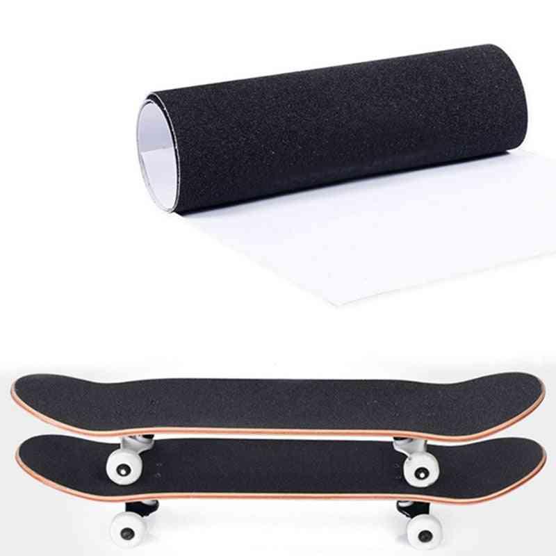 Deck Sandpaper-perforated Grip Tape For Skating Board, Longboarding