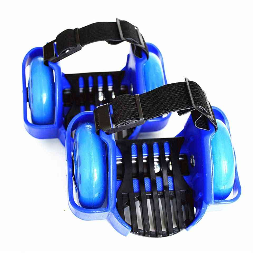 Adjustable Shoes Wheels/ Adult Skate Learning