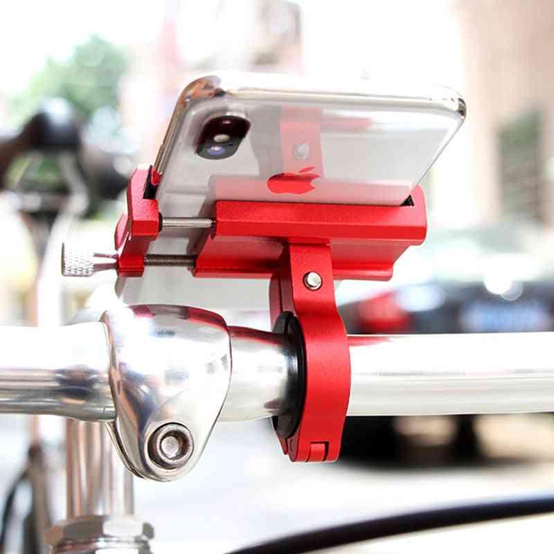Handlebar Mount Mobile Phone Bracket Rack For Electric Scooter, Qicycle, Bike
