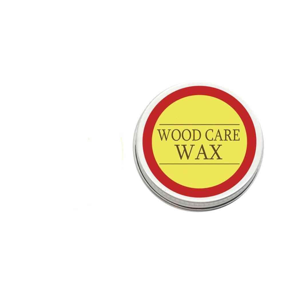 Wood Seasoning Beewax Nutrition Aluminum Canned Solid Wood Maintenance (20g)