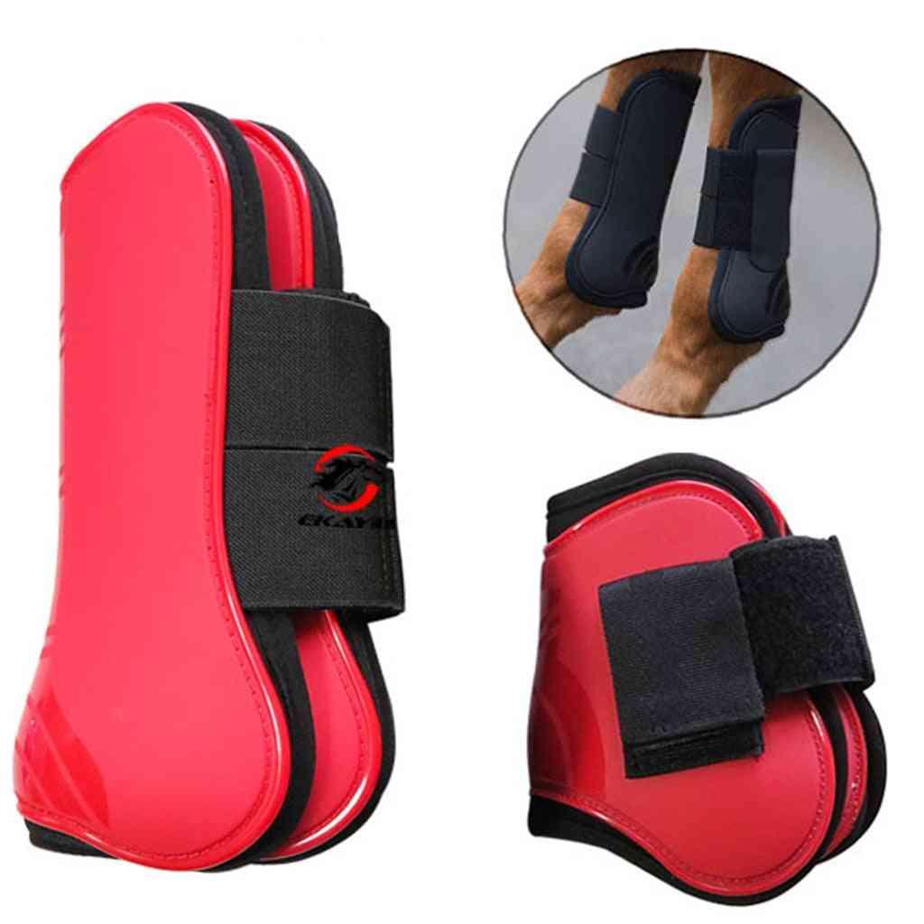 Brushing Boot Horse Stable Neoprene Travel, Leg Protection Wrap