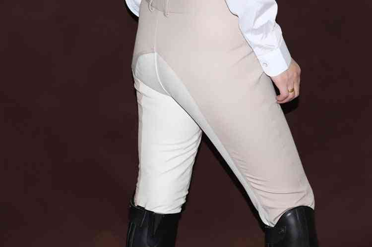 Soft And Breathable Horse Riding Pants- Equestrian Cloths For Women/men