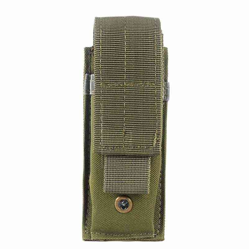 Outdoor Tactical Molle Pouch Clutch Bag, Knives Edc Kit