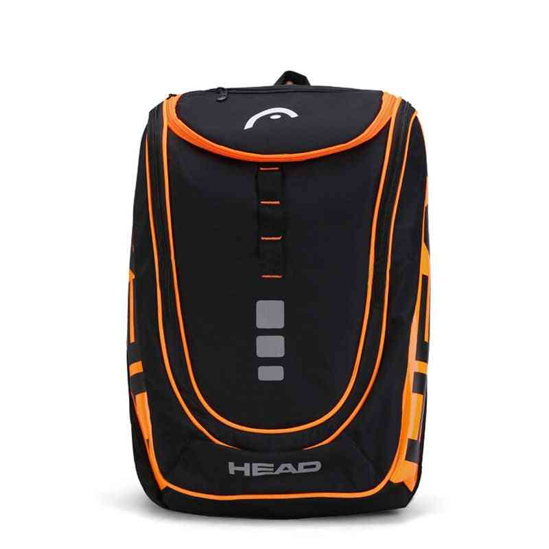 Head Racket Backpack For Max 2 Rackets With Shoes Bag