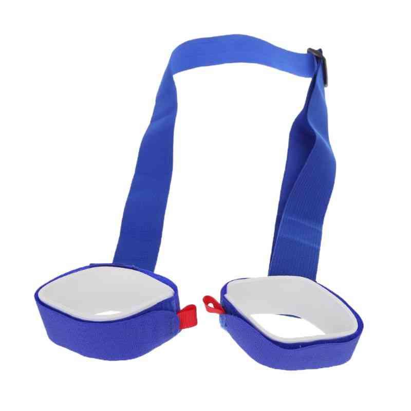 Adjustable Skiing Pole Shoulder Carrier Handle Strap Bag