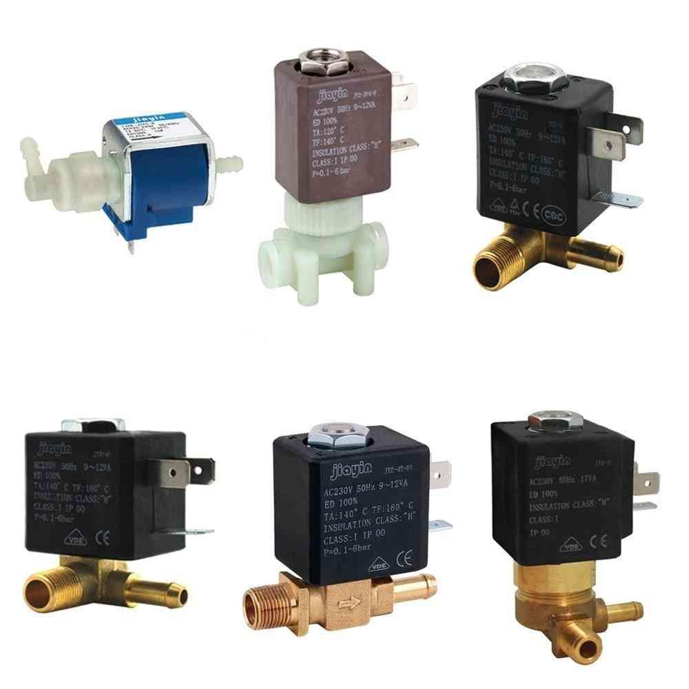 Water Steam Electromagnetic Pump Solenoid Valve
