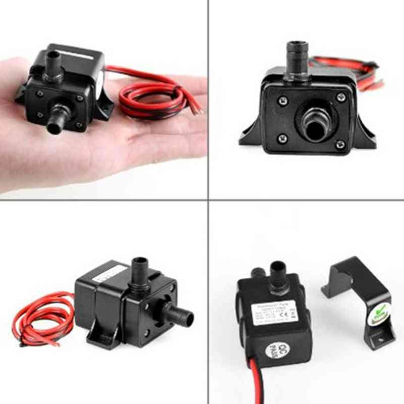 Ultra Quiet Brushless Motor Submersible Pool Water Pump, Solar High Quality
