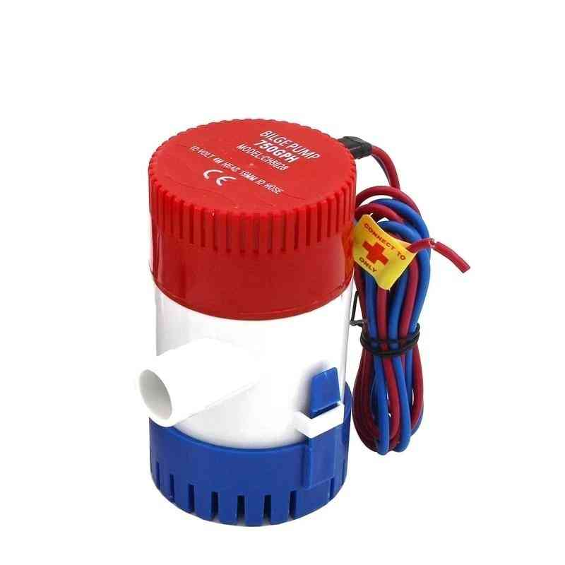 Electric Water  Submersible Pump For Aquarioum/homes Houseboat
