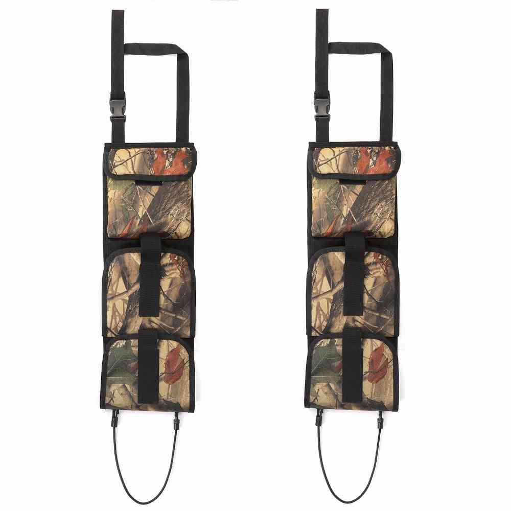 Rifle Case For Car Front Seat-backrest Tactical Storage Bag