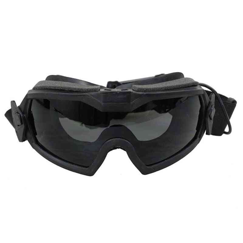 Regulator Goggles - Tactical Airsoft Paintball Safety Eye Protection Glasses