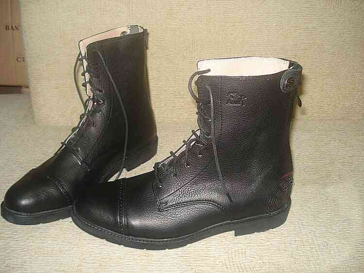Genuine Leather Horse Riding Boots
