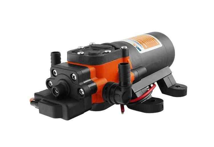 12v Marine Water Diaphragm Self Priming Pump, Showers Toilets Water-transfer Motor