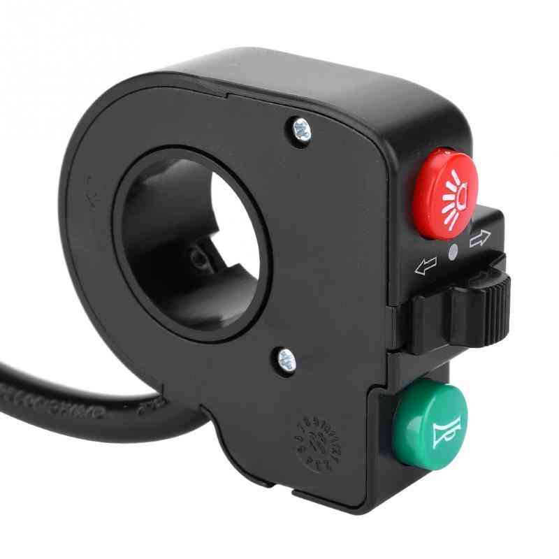 3 In 1 Bell Switch For Electric Scooter Bikes