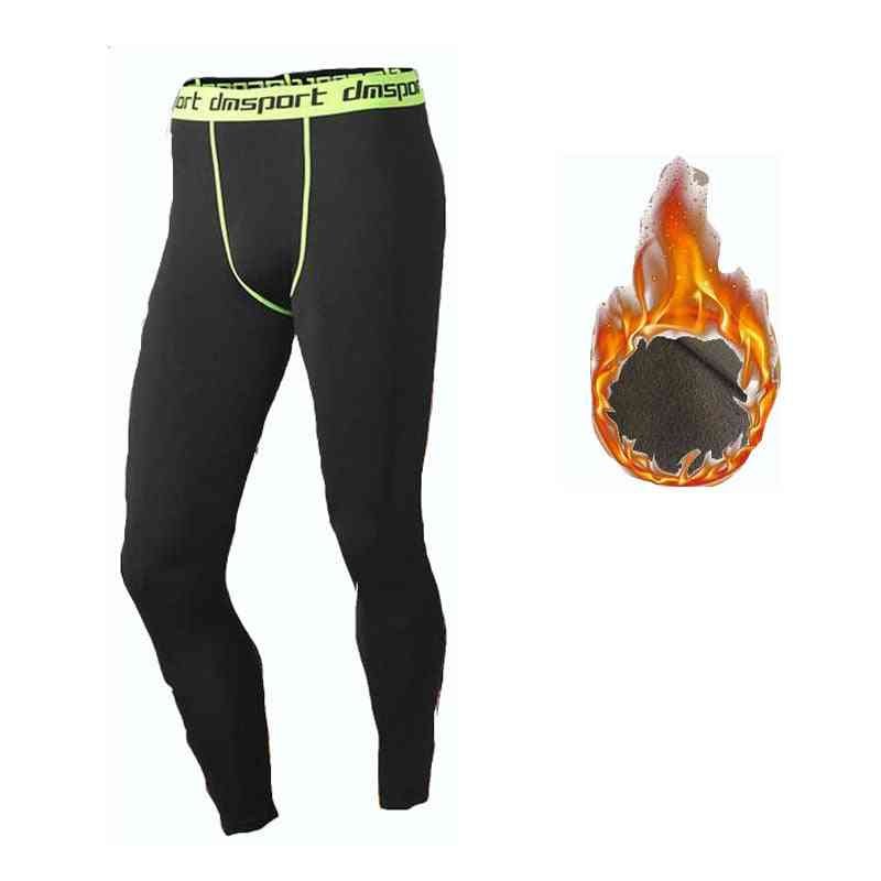 Sports Leggings Polyester Compression Fitness Elastic Running Pants