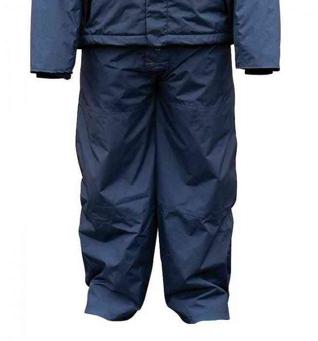 Waterproof Full Length Fishing Pants With Drawstrings