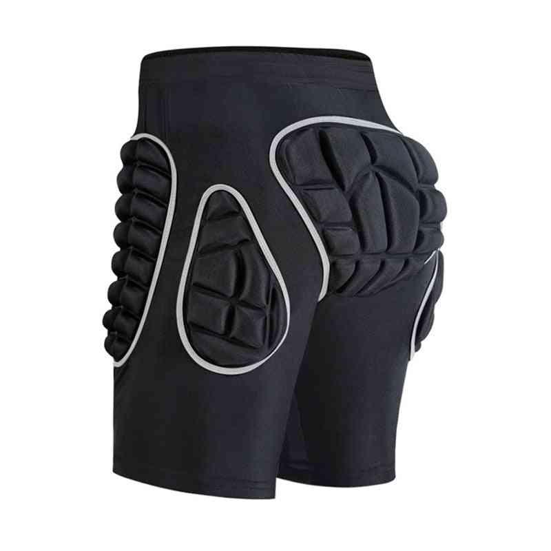 Unisex Sports Gear Short Protective Hip Butt Pad