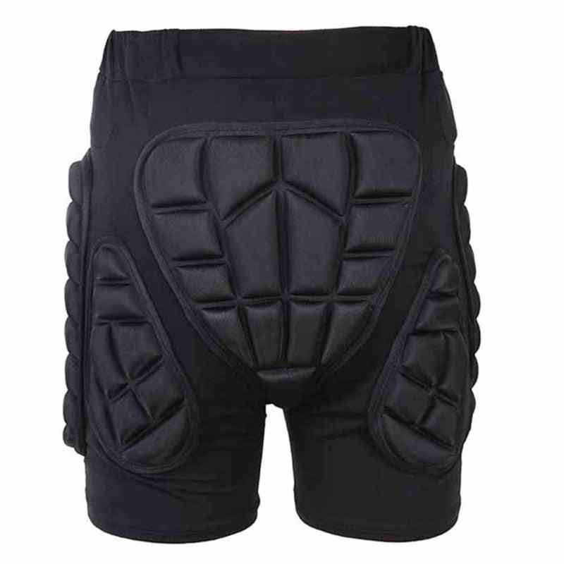 Skateboarding/cycling Shorts-hip Legs Protective Armor Pads