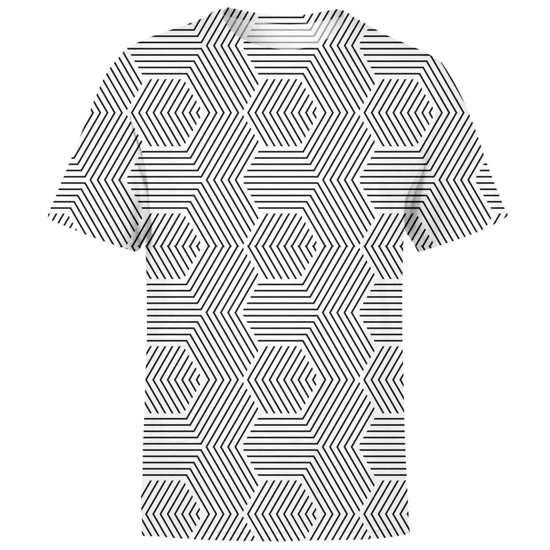 Short Sleeve, O-neck Printed Summer T-shirts/women