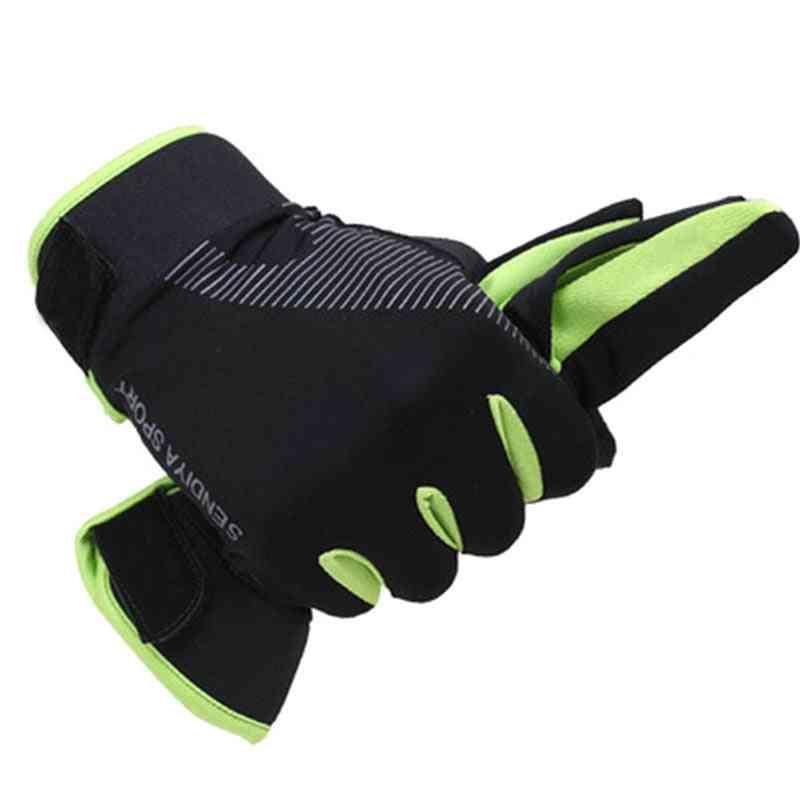 Full Finger Coverage, Touchscreen Sports Gloves