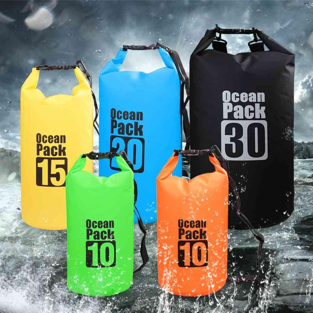 Waterproof Dry Floating Backpack For Kayaking