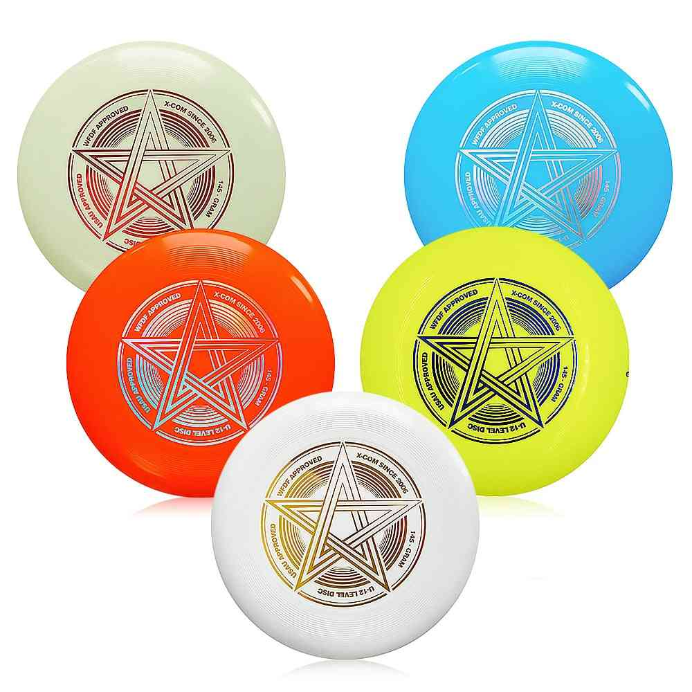 Plastic Flying Discs For Water Sports